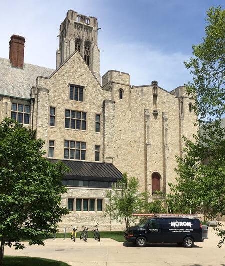 University of Toledo and Noron